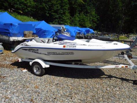 Sea Doo Boat Price List by Seadoo Jet Boat Sportster For Sale In Brookfield