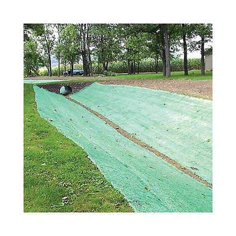 straw matting for grass seeding erosion products martenson turf products inc