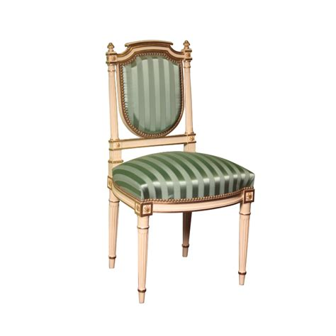 chaise style louis xvi occasion chaise letellier style louis xvi louis xvi ateliers allot