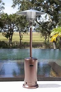 Hammered Bronze Patio Heater  Samsclub Com Exclusive