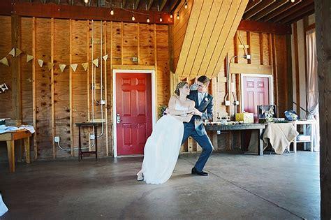 Emily & Jared's Virginia Barn Wedding Photos