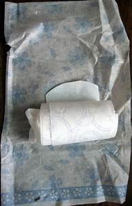 Maxi Pad/Sanitary Napkin Disposal | MEN in Menstruation
