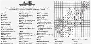 The New York Times Crossword In Gothic  06 13 10  U2014 Strings