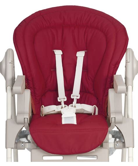 housse pour chaise haute chicco polly magic les bebes du bonheur housse de chaise polly magic chicco scarlet