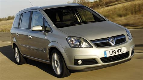 vauxhall zafira vauxhall zafira review top gear