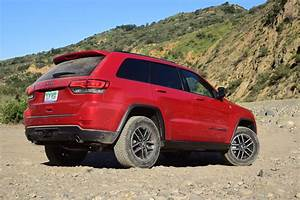 009 2017 Jeep Grand Cherokee Trailhawk Long Term Test Tow