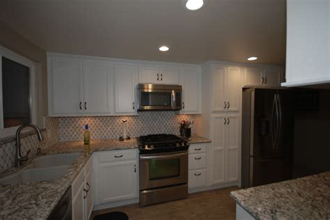 hanging kitchen cabinets images white bellingham traditional kitchen other metro 4137