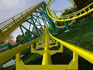 Nolimits, -, Roller, Coaster, Simulation