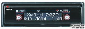 Diagram Sony Cdx M630