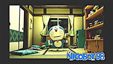 STAND BY ME Doraemon Trailer 3D español latino 2014