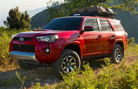 toyota forerunner model car review car review