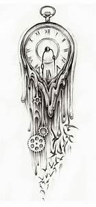 23+ Latest Clock Tattoo Designs