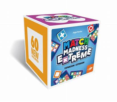 Madness Match Extreme Expansion Foxmind Multilingual Puzzle