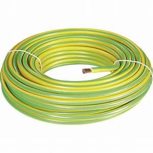 Cable De Terre 25mm2 : c ble de mise la terre h07v k bkl electronic 1502034 25 ~ Dailycaller-alerts.com Idées de Décoration