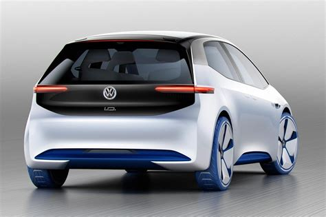Visionary I.d. Heralds Vw's All-electric Future By Car