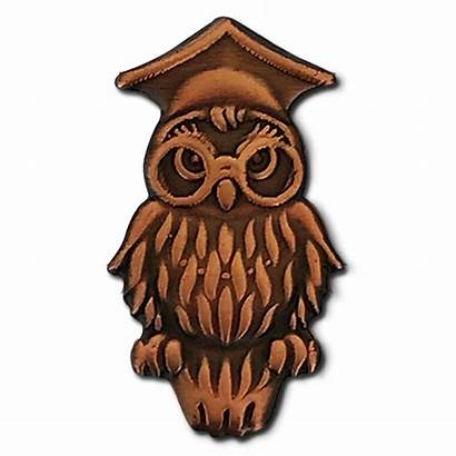 Owl Wise Badge Badges