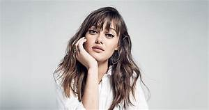 Actress Ella Purnell Talks About Role on Starz Series ...