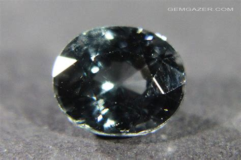 blue spinel tanzania 2 16ct purple blue spinel faceted tanzania 1 67 carats