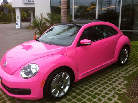 beetle volkswagen pink 2013 new vw beetle pink idk i might just do it one day