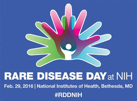 Nih Rare Disease Day Event, On Leap Day (feb. 29), Will