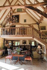 beautiful barn turned into a cozy family home With barns made into homes