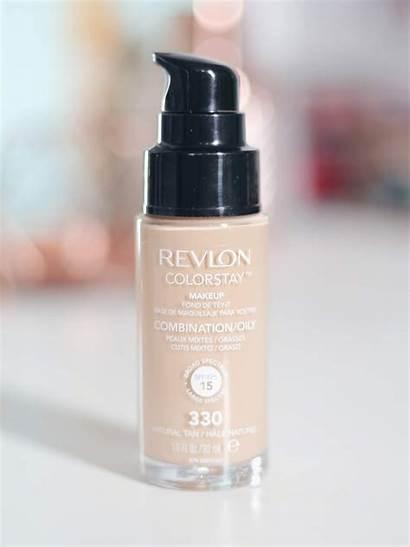 Revlon Tan Foundation Natural Colorstay Makeup