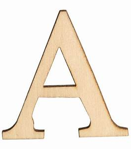 Walnut hollow 1 1 2quot wood letters numbers jo ann for Hollow wooden letters