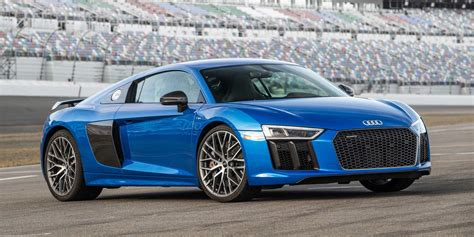 2018  Audi  R8  Vehicles On Display  Chicago Auto Show