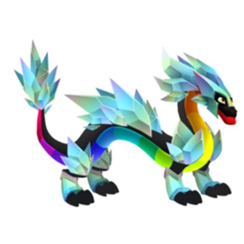 drainbow dragon information  dragon city