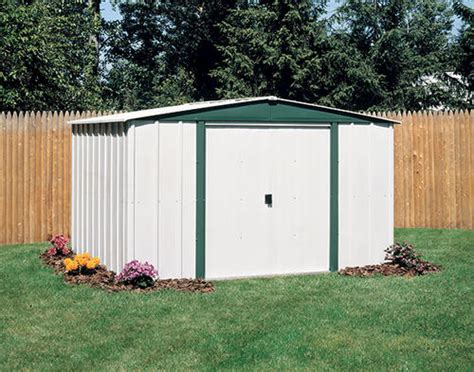 menards arrow storage sheds arrow hamlet 10 x 8 steel storage building at menards 174