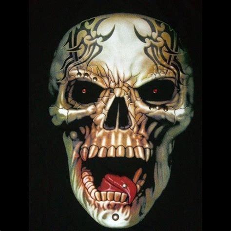 Tête De Mort Tribal