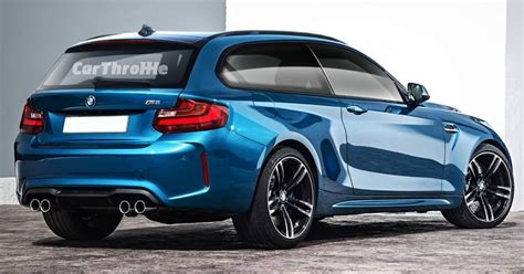 How Insanely Good Would The New Bmw M2 Look As A Hatchback