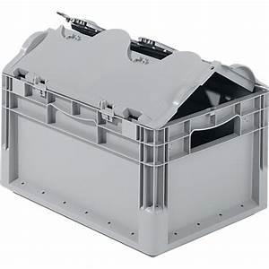Kunststoffkiste Mit Deckel : euro box leichtbeh lter elb 4220 aus pp inhalt 20 4 l mit o ohne deckel g nstig kaufen ~ A.2002-acura-tl-radio.info Haus und Dekorationen