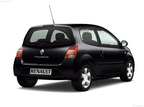 Renault Twingo (2008) - picture 34 of 79