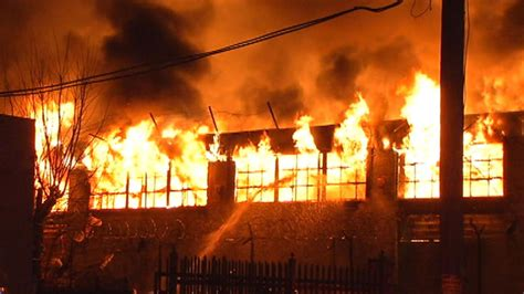 warehouse fire  north kuta seminyak times