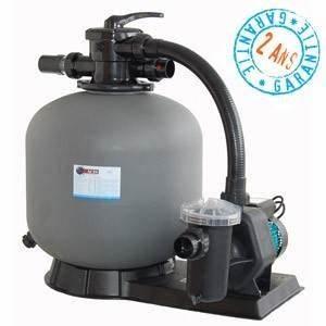 Platine de filtration Piscine Discount Constructeur de Piscine Bois, Acier