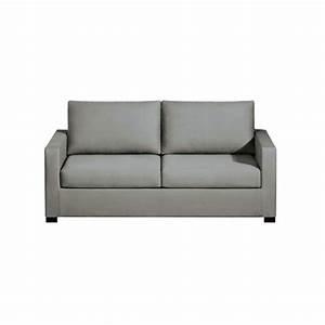 canape 3 places convertible gamme sofa sil de chez home With tapis bébé avec canapé convertible matelas 16 cm