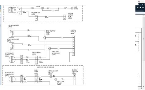 International Truck 4300 Wiring Diagram by 2003 International 4300 Wrecker Ac Problems Blower