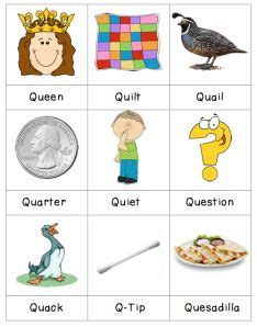 words that start with k preschool 53 best images about letter q on worksheets 469