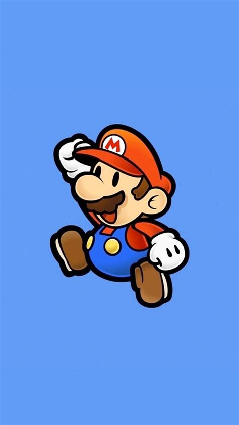Animated Mario Wallpaper - mario wallpapers for iphone