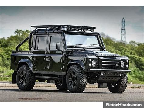 old land rover defender for sale used rich brit edition land rover defender 110 x