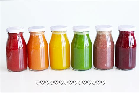 Recipe For Cold Pressed Rainbow Juices + Juicer Reviews