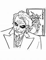 Joker Coloring Pages Batman Cartoon Printable Drawing Adult Colour Drawings Sheets Bestcoloringpagesforkids Dc Prints Clipart Superhero Knight Jokers Comic Popular sketch template