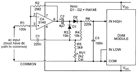 Component Amp Inverting Noninverting Amplifier