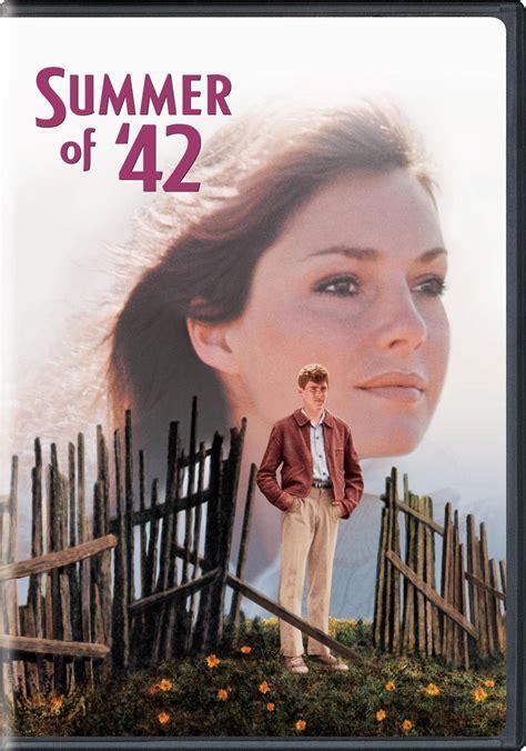 Summer of '42 DVD Release Date