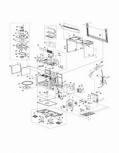 Frigidaire Gallery Microwave Parts List  U2013 Bestmicrowave