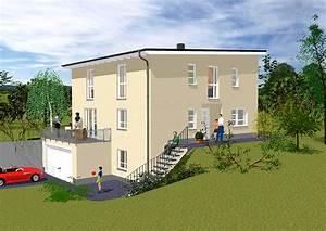 Garage Im Keller : pultdachhaus modell p 139 gesamtwohnfl che 164 8 m rhein main hausbau gmbh ~ Markanthonyermac.com Haus und Dekorationen