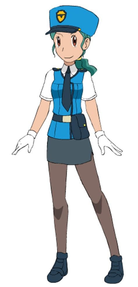 Officer Jenny In X And Y By Amelia411 On Deviantart