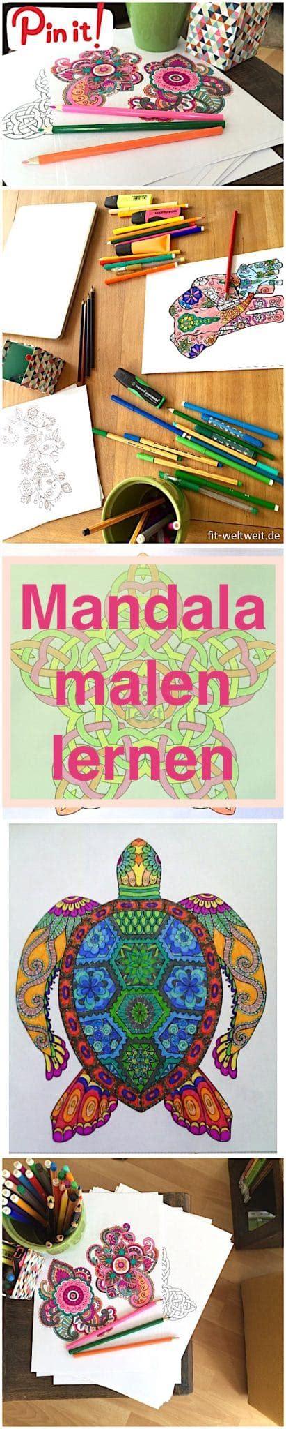 mandala malen für erwachsene mandala malen f 252 r erwachsene als entspannung anleitung und diy fit weltweit de