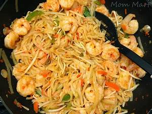 Mom Mart: Keeping dinner light with Thai Shrimp Noodles # ...